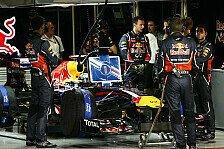 Formel 1 - Nur wenige wechseln: Mercedes hinter Red Bulls Simulator-Team her?