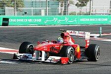 Formel 1 - Mehr erhofft: Massa ungl�cklich �ber Fl�gel-Entscheidung