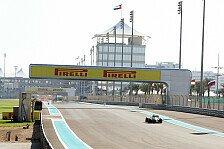 Formel 1 - Der Zeitpunkt macht mehr Sinn: Nachwuchs-Test: McLaren will auch nach Abu Dhabi