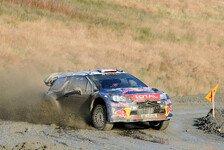 WRC - Ein Genie am Lenkrad: Formel-1-Piloten von Loeb begeistert