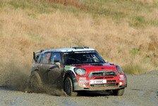 WRC - Nur Sordo bei allen Rallyes dabei: Mini 2012 mit abge�ndertem Programm dabei