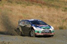 WRC - Auf zur Monte: M-Sport-Trio will Punkte