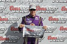 NASCAR - Tony Stewart und Carl Edwards starten aus der Top-10 : Matt Kenseth schnappt sich die Pole in Phoenix