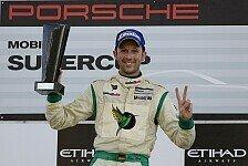 Mehr Motorsport - Sieg f�r Ren� Rast: Porsche gl�nzt in Daytona