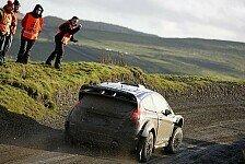 WRC - Deutlicher Teilnehmerschwund: Wilson kritisiert Datum der Rallye GB