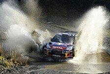 Formel 1 - Loebs Leistungen sind andere Hausnummer: Vettel hat viel Respekt vor Rallyefahrern