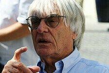 Formel 1 - Geschenk des Himmels: Vor CVC-Deal: F1 in gro�en Schwierigkeiten