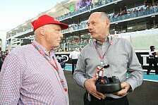 Formel 1 - Bilderserie: Happy Birthday Niki Lauda