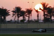 Formel 1 - Silverstone statt Abu Dhabi?: Nachwuchsfahrertest k�nnte umziehen