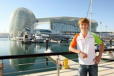 Formel 1 - GP2-Youngster bei den Young Driver Days: Razia und Cecotto f�r Toro Rosso in Abu Dhabi