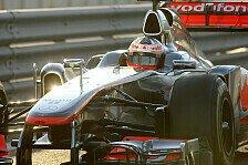 Formel 1 - Gut aufgestellt: McLaren-Testfahrer: Paffett und Turvey