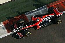 Formel 1 - Pic & Wickens bedanken sich f�r Einsatzchance: Virgin: Volle Konzentration auf die Reifen