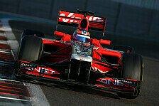 Formel 1 - F1 ist kein leichtes Pflaster: Testverbot trifft Rookie Pic hart