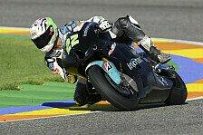 MotoGP - Edwards und Checa fehlten: Letzter Jerez-Tag mit Hernandez an der Spitze