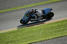 MotoGP - �ffentliche Ausfahrt in Barcelona: Suzuki: Vorfreude auf Test-Comeback