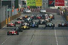Motorsport - Vorschau: Die Deutschen beim Macau GP
