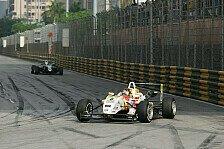 F3 Euro Series - Fr�her Ausfall in Macau: Abt: Ungl�ckliches Ende der Saison 2011