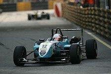 F3 Euro Series - Marco Wittmann nur Dritter: Daniel Juncadella gewinnt Macau Grand Prix