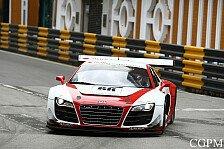 Mehr Sportwagen - Bereit f�r den n�chsten Macau-Sieg: Edoardo Mortara