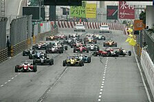 F3 Euro Series - Mit vollem Tempo in die Fangz�une: Magnussen nach Macau-Unfall wohlauf