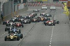 Mehr Motorsport - Starterliste f�r 59. Macau GP ver�ffentlicht: Wehrlein, Abt und Co. starten in Macau