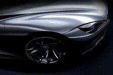 Auto - Geringe Emissionen und Hochleistung : Spannungsgeladenes Sportwagenkonzept von Infiniti