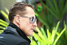 Formel 1 - Zustand kritisch, aber stabil: Schumacher-Unfall: Tag 4 im Live-Ticker