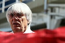 Formel 1 - Wir behalten das Geld: Ecclestone: Austin nicht f�r zehn Jahre garantiert