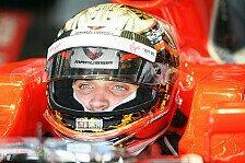 Formel 1 - Auf die eine oder andere Weise in der F1: D'Ambrosio: Job als Reservepilot als Plan B