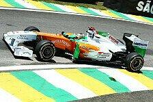Formel 1 - Jede Fahrerpaarung w�rde gut funktionieren: H�lkenberg wartet auf Force-India-Bekanntgabe