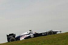 Formel 1 - Top-10-Ergebnisse fraglich: Umfrage: Glaube an Williams-Steigerung fehlt