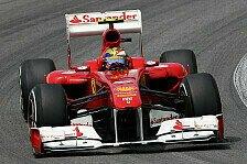 Formel 1 - Design-Freiheiten: Neue Details zum 2012er Ferrari
