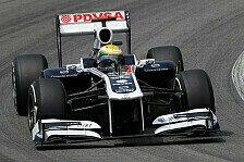 Formel 1 - Die Erfahrung ist einfach da: Barrichello glaubt weiter an seine Chance