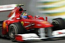 Formel 1 - Ferrari feuert den V6-Motor 2012 an: 2014er-Regeln f�r Lauda ein guter Kompromiss