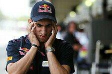 Formel 1 - Vom schnellen Ende �berrascht: Buemi: STR-Entscheidung schwer nachvollziehbar