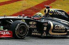 Formel 1 - Lotus-Renault: 2012 mit Senna & Grosjean?