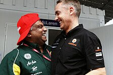 Formel 1 - 5 Tipps f�r Tony: Blog - Caterhams kuriose Auto-Pr�sentation