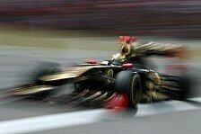 Formel 1 - Freitagseins�tze eine Perspektive: Senna: Rolle als dritter Lotus-Fahrer denkbar