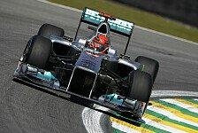 Formel 1 - Test mit altem Auto kein Problem: Ferrari: Protest wegen aktuellem Auto