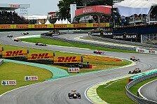 Formel 1 - Samba-Zeit zum hei�en Finale: Brasilien GP: Alles Wissenswerte im �berblick