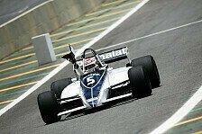 Formel 1 - Showbusiness statt Rennsport: Mansell & Piquet kritisieren moderne Formel 1