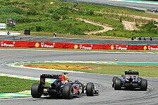 Formel 1 - Getriebesalat in Interlagos: Brasilien GP: Acht Antworten zum Rennen