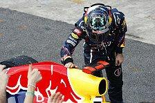 Formel 1 - Viele H�nde sch�tteln: Video - Vettel zu Besuch in Viry-Chatillon