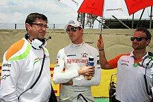 Formel 1 - Talent im Vordergrund: Force India: Sutil-Verfahren ohne Einfluss