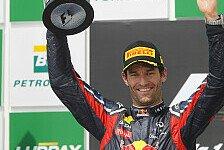 Formel 1 - Webbers Abschiedsvorstellung: Red Bull Vorschau: Brasilien GP