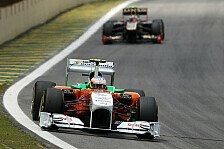 Formel 1 - Force India: Beste Bilder 2011