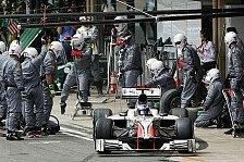 Formel 1 - Wiederholter Neustart f�r HRT: Eeckelaert: HRT-Sitz f�r Liuzzi unwahrscheinlich