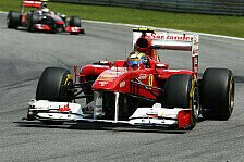 Formel 1 - Die Geheimnisse der Scuderia: Best of 2011: Ferrari 150�Italia