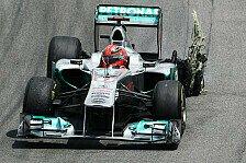 Formel 1 - Schwieriges Comeback: Watson: Schumacher-Sieg w�re toll f�r die F1