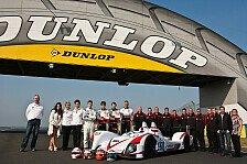24 h Le Mans - Dunlop in allen Klassen dabei